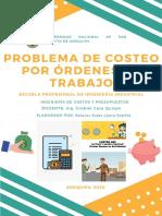 PROBLEMA COSTEO POR ORDENES 4.31