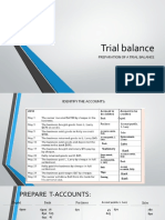 Trial balance examples
