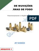 GUIA DE MUNIÇÕES DE ARMAS DE FOGO - by GIDEÃO - Arquivo 1