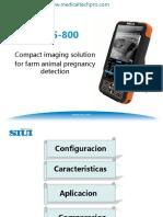 SIUI CTS-800 Introduccion Español Medicaltechpro - Copy