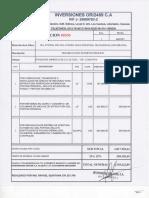 Presupuestos PORTON063