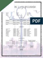 V5 Alpha Sheet Español
