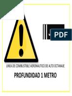 LINEA DE COMBUSTIBLE AERONAUTICO DE ALTO OCTANAJE