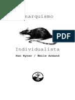 Anarquismo Individualista