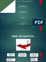 Actividad 1 - Marco Logico De Proyectos Diseño De Matriz