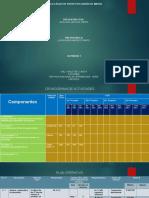 Actividad 3 - Marco Logico De Proyectos Diseño De Matriz