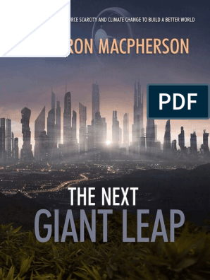 Next Giant Leap - How We Can Solve Resource Scarcity and Climate ...
