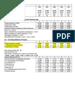 ACCA P4 Question - Proteus