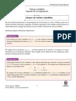 3 Apunte Varias variables