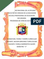 CURRICULO NACIONAL DE  ENFOQUES TRANSVERSALES