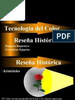 TECNOLOGIA DEL COLOR