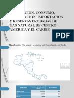 GAS NATURAL - CENTRO AMERICA Y EL CARIBE