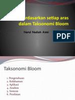 Taksonomi Bloom 2