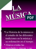 Diapositivas La Musik 1