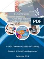 E Commerce a Solution to Pakistans Economic Woes