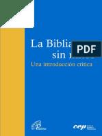 ARENS, E., La Biblia sin mitos Una introducción crítica (4a ed.), 2004