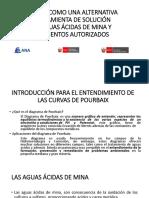 POURBAIX Y AGUAS ACIDAS DE MINA