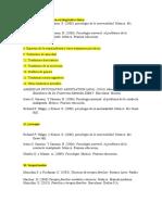 Bibliografias trastornos y modelos terapeuticos
