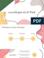 Metrológia en el Perú