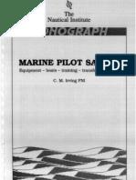 Mono Marine Pilot Safety