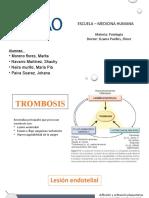 Trombosis.pptx