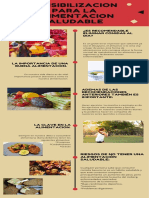Rojo Marrón Iconos Ilustrado Examen Cronología Infografía (1)