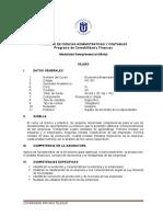 AC-301 Economía Empresarial