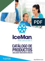 CATALOGO ICEMAN