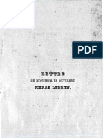 Edmond de Chazal 1sur4 Pamphlets Rev Pierre LeBrun Pasteur Protestant Ile Maurice 1859
