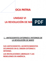 Unidad VI. Power Point   -   historia.ppsx