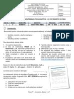 5° - GEOMETRIA - ULTIMA VERSION - GUIA DE TRABAJO No.1- JUNIO 2020