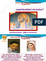 Maria en La Espiritualidad Vicentina