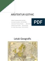 Sejarah 2 Gothic