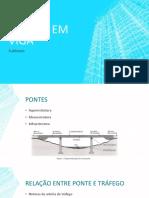 apresentação - PONTES EM VIGA e grandes estruturas