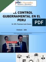 5).- EL CONTROL GUBERNAMENTAL EN EL PERÚ