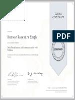 Tableau Certificate_Kunwar Ravendra Singh