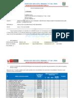 Informe Mayo_Activ. y trabajo remoto Docente_Eloy