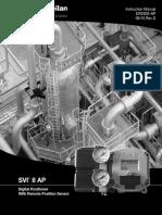 SVI-II-AP-Positioner-Instruction-Manual