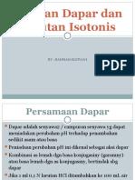 R.Larutan Dapar dan Larutan Isotonis revisi