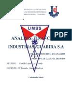 TRABAJO INDUSTRIAS GUABIRA PRE FINAL
