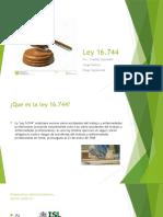 ley 16744 presentarfinal
