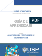 GUIA DE APRENDIZAJE DE ALCANTARILLADO