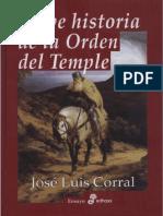 José Luís Coral - Breve Historia de La Orden Del Temple.pdf