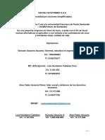 ALTERNATIVA AGROINDUSTRIAL DE SUSTITUCIÓN DE LA COCA EN EL CATATUMBO POR EL CULTIVO DE LA  OLEAGINOSA SACHA INCHI