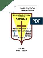 Taller evaluativo ARTES PLASTICAS.docx