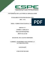 EJERCICIOS C Y PY GRUPO 7 2