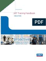 2020 SKF Malaysia Training Handbook
