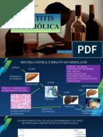 HEPATITIS ALCOHOLICA ROCIO LLANQUI