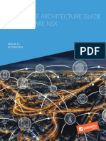 Architecture Guide for VMware NSX - Rel 2 - Oct 2018