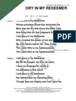 Redeemer Chord (a)
